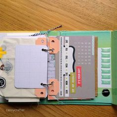 How to turn a Project Life Kit into a Mini Album.