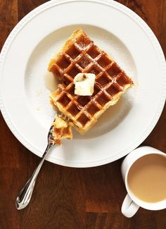"Alton Brown's Waffle Recipe: Few ""griddle breads"" deliver the goods the way waffles can. And waffles go beyond breakfast ... get my four savory ideas."