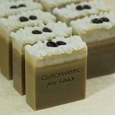 ice cream handmade soaps - fancybt.com
