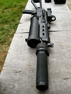 VWVortex.com - cool and unusual NFA firearms Bizon SMG supressed