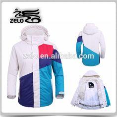New design custom wind jacket