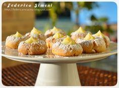La cucina di Federica: Pasticcini alla crema
