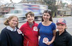 Four Northumberland women plan public meeting on $11M street projec