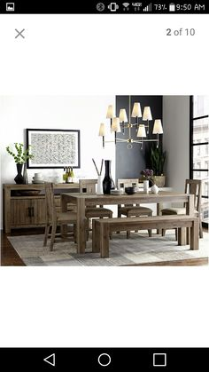 Canyon Dining Furniture Collection Created For Macys