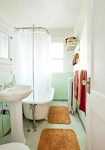 1920s bathroom