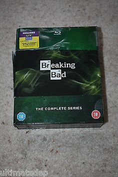 #Breaking bad - series 1-6 - complete #(blu-ray, #2013, box set)inc uv code,  View more on the LINK: 	http://www.zeppy.io/product/gb/2/272181946148/