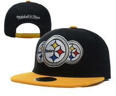 734dc1a3822 NFL PITTSBURGH STEELERS SNAPBACKS Mitchell And Ness 115 9466