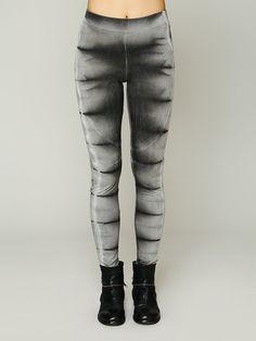 Dyed Leggings