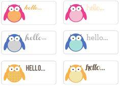 http://www.scribd.com/doc/71243363/CAKE-Hello-Owl-Tags