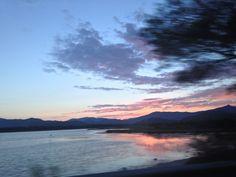 Sardegna, tramonto Villasimius