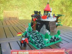 LEGO château fort !!!! I had so much fun with this !