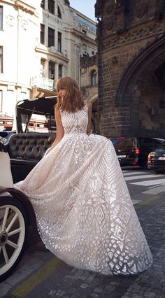 Birenzweig 2017 Wedding Dress