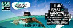 LAST CALL!! PRÉ-VENDA: 12€ até hoje !!! Praia de Esmoriz 16:00 ás 6:00H ! BILHETES COMIGO +info MSG Priv ou 919268058