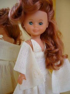 Nancy, una muñeca de las más lindas!