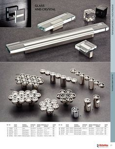 Catalog - Exclusive Collection - Decorative Hardware - page 8 ...