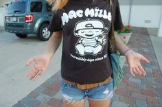 Mac Miller Shirt.