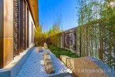 首开住总•棠颂别墅景观:传达中式意韵的望族园境︱顺景出品