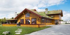 Before you spend your savings on a flash hotel, remember that there are over 100 hostels in Norway. Cheap Accommodation, Hotels, Dormitory, Restaurant, Bed And Breakfast, Norway, Family Room, Cabin, House Styles