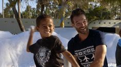 "Westjet does it again!  An amazing company, with innovative ways to give back! They fully understand the principle taught by ‪#‎RichardBranson‬ - ""doing good is good for business"".  ""This year we're bringing a snowy Canadian Christmas to a community in the Dominican Republic."""