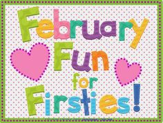 Looking for February activities for your first grade class? Stop by this linky for some great ideas!