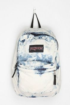 JanSport : Jansport Denim Backpack