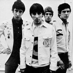 The Who music, mod style, roll, band, roger daltrey, pete townshend, john entwistl, rock, keith moon