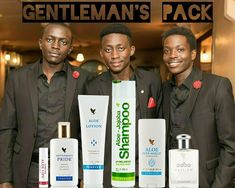 Look fresh and clean with the gentleman's pack courtesy of forever living products Forever Living Aloe Vera, Forever Living Business, Forever Living Products, Natural Healing, Effort, Beauty Products, How To Remove, Personal Care, Fresh