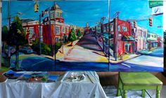 Oxford Nc, The Places Youll Go, Artist, Painting, Painting Art, Paintings, Amen, Artists