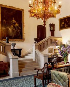 LISMORE CASTLE, Ireland - London Interior Designer Melissa Wyndham