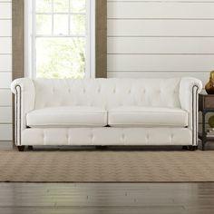 Merveilleux Hawthorn Chesterfield Sofa