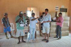 BLOG DJ AILDO: Secretário de Agricultura de Cerro Corá entrega ma...