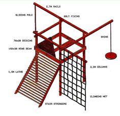 Home-Dzine Online | diagram for diy obelisk