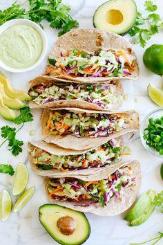 Cilantro+Lime+Chicken+Tacos