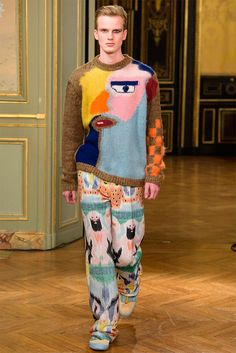 Walter Van Beirendonck Fall/Winter 2015 » Fucking Young!