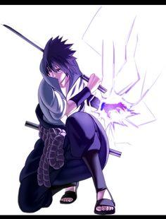 Sasuke Uchiha :: Chidori