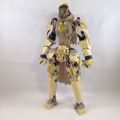 Tabuhra by MrBoltTron Bionicle Heroes, Lego Bionicle, Lego Buildable Figures, Lego Bots, Hero Factory, Lego System, Lego Mechs, Lego Military, Lego Figures
