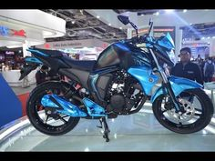 Concept Motorcycle Yamaha FZ-S (India) - Custom Motorcycles & Classic Motorcycles - BikeGlam Concept Motorcycles, Custom Motorcycles, Yamaha Fz S, Cool Toys, Motorbikes, India, Attitude, Wheels, Technology