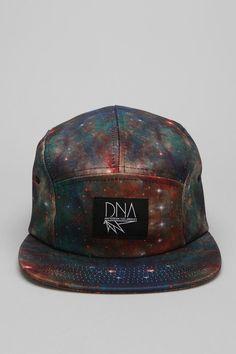 DNA Pattern 5-Panel Hat