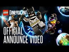 ▶ LEGO Dimensions: Official Announce Video - YouTube