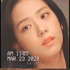 photography kpop Jisoo - ✦made by Lalisaa_✦ Aesthetic Movies, Aesthetic Videos, Kpop Aesthetic, Blackpink Jisoo, Bp Video, Kpop Gifs, Black Pink Kpop, Vintage Videos, Blackpink Members