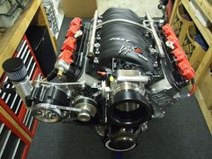 Image result for fast 427 intake manifold