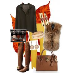 A fashion look from December 2014 featuring Adrienne Landau vests, M Missoni capris and Tory Burch boots. Browse and shop related looks.