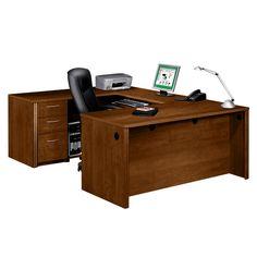 Compact U Shape Desk