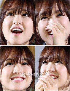 Faces of Park Bo Young