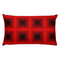 Mystery Red by johannadesign Home Deco, Online Printing, Mystery, Cushions, Throw Pillows, Simple, Unique, Red, How To Make