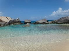 Tortola, Virgin Gorda, The Baths