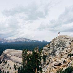 Lembert Dome, Yosemite   lisse