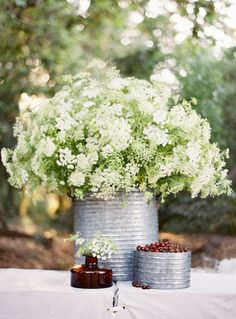 Try Queen Anne's Lace: http://www.stylemepretty.com/2015/04/16/get-the-look-wedding-flower-alternatives/