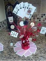 Find this pin and more on poker party by sandicharette. casino poker party centerpieces plus Fète Casino, Casino Party Games, Casino Night Party, Casino Theme Parties, Party Themes, Casino Poker, Casino Royale, Party Ideas, Themed Parties