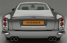 Speedback British Sports Car